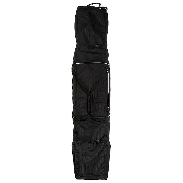 High Sierra Double Wheeled Ski Bag 2018, Black, 600