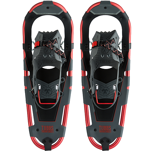 Tubbs Journey Snowshoes, Red-Grey, 600