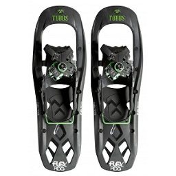 Tubbs Flex RDG Snowshoes, Black-Green, 256
