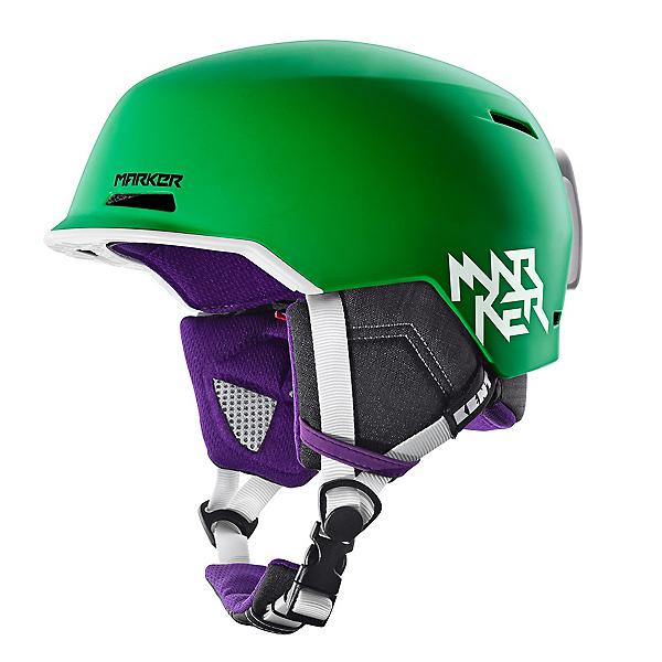 Marker Kent Kids Helmet, Kelly Green, 600