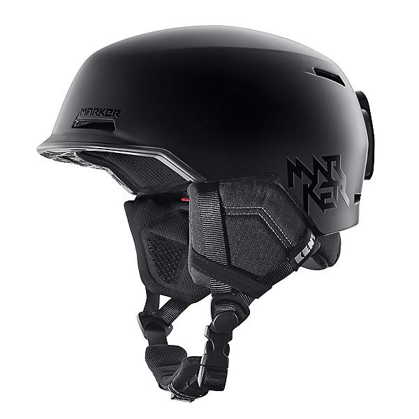 Marker Kent Kids Helmet, All Black, 600