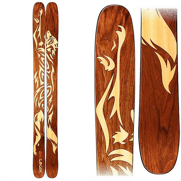 SKILOGIK Howitzer Skis, , 600