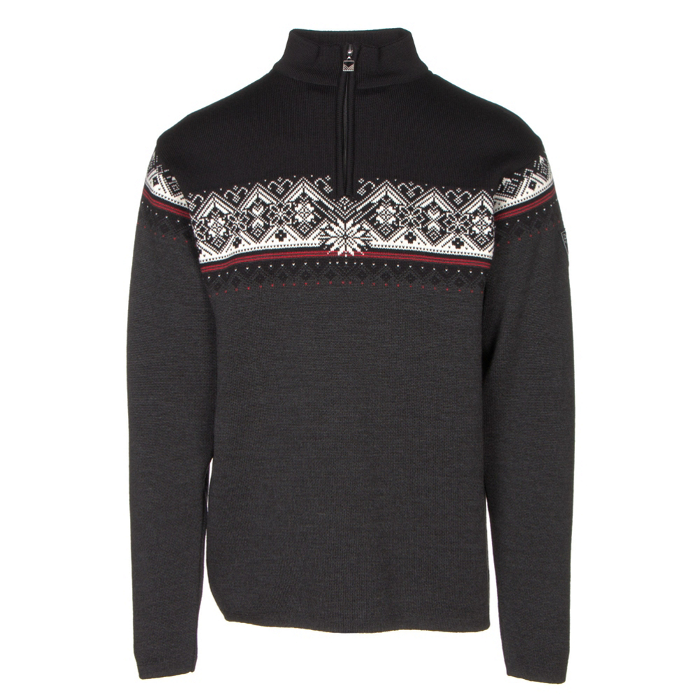 Image of Dale Of Norway St Moritz Masculine Mens Sweater