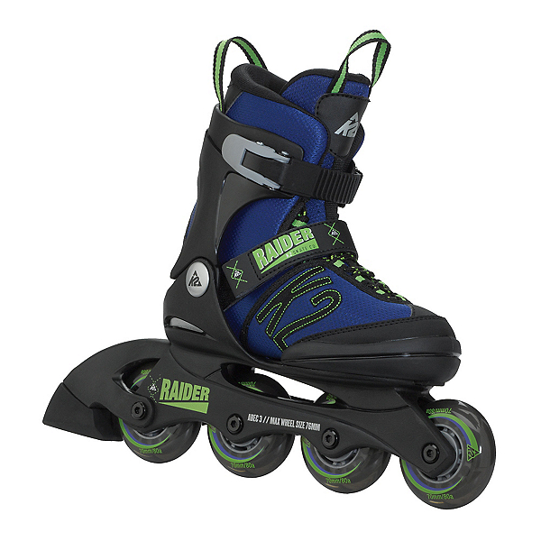 K2 Raider Adjustable Kids Inline Skates 2016, , 600