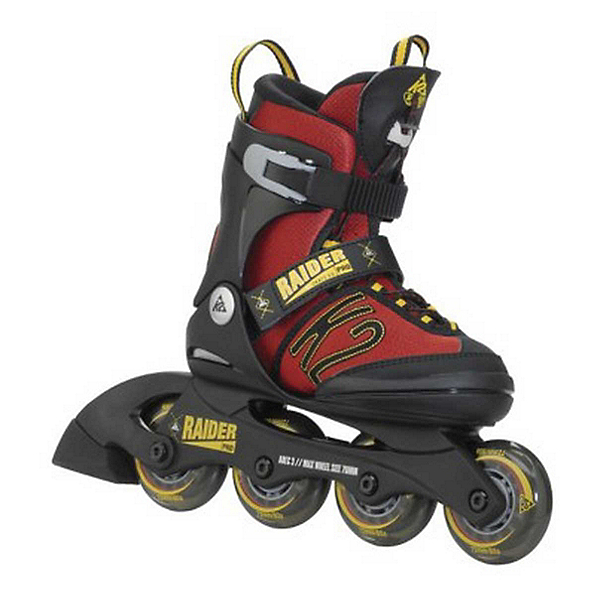K2 Raider Pro Adjustable Kids Inline Skates, , 600