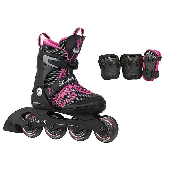 K2 Marlee Pro Pack Adjustable Girls Inline Skates 2015