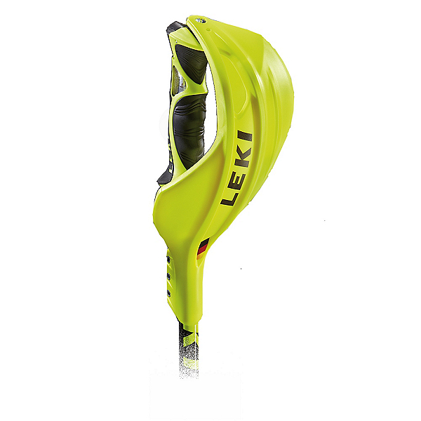 Leki Closed World Cup Gate Guards 2020, Yellow, 600
