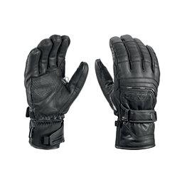 Leki Fuse S Touch Gloves, Black, 256
