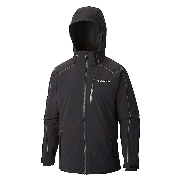 Columbia Millenium Burner Mens Insulated Ski Jacket, , 600