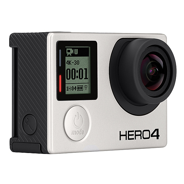 GoPro Hero 4 Black Camera, , 600