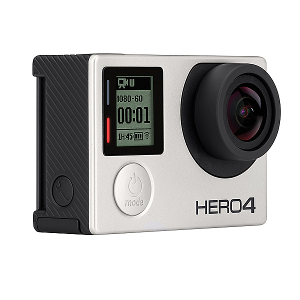 GoPro Hero 4 Silver Camera, , 600