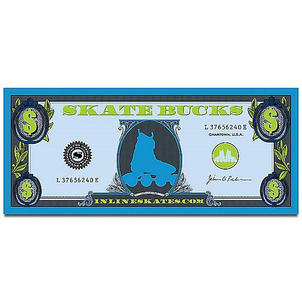 $25 Skate Bucks, , 600