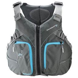 Stohlquist Misty Womens Kayak Life Jacket 2017, Gray-Blue, 256