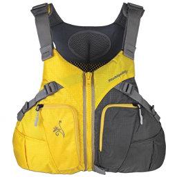 Stohlquist Misty Womens Kayak Life Jacket 2017, Sun-Gray, 256