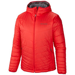 Columbia Mighty Light Hood Tall Mens Jacket, Bright Red, 256