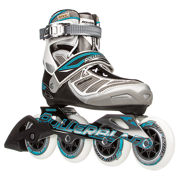 Rollerblade Tempest 90 C Womens Inline Skates, , 600