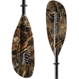Bending Branches Angler Pro Adjustable Kayak Paddle 2017, Realtree Max 5, 256