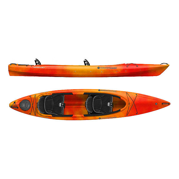 Wilderness Systems Pamlico 135T Tandem Kayak, , 600