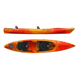 Wilderness Systems Pamlico 135T Tandem Kayak 2018, Mango, 256