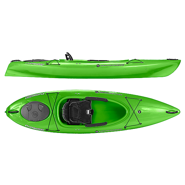 Wilderness Systems Pungo 100 Kayak, Lime, 600