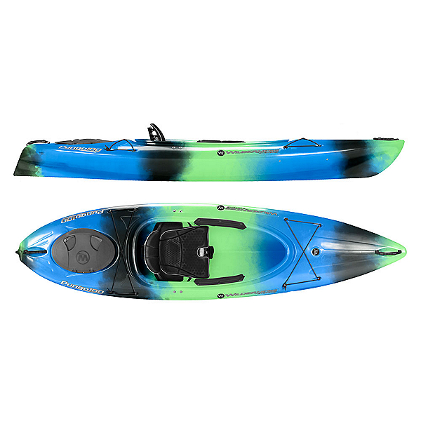 Wilderness Systems Pungo 100 Kayak, Galaxy, 600