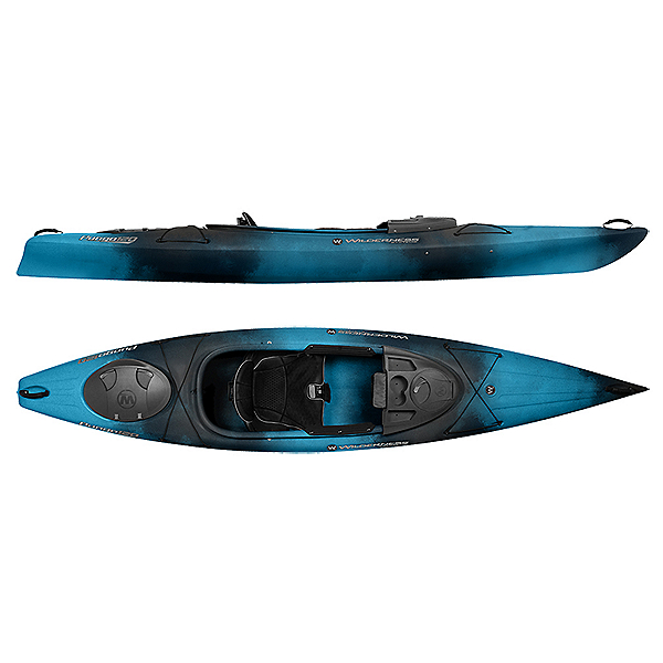 Wilderness Systems Pungo 120 Kayak, Midnight, 600