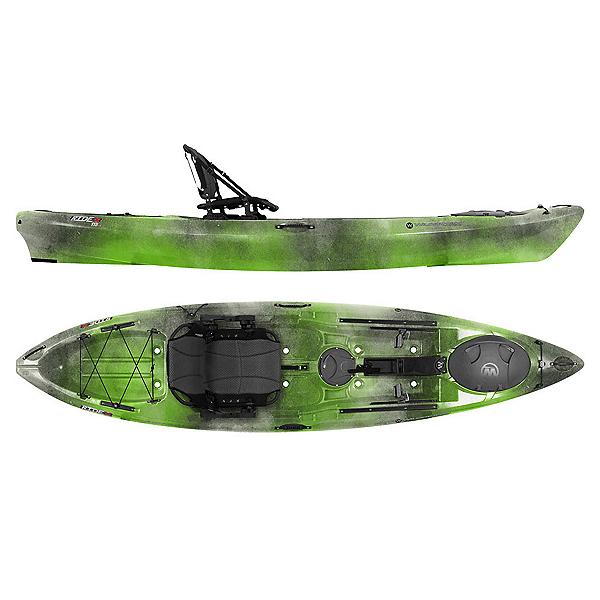 Wilderness Systems Ride 115X Max Kayak, Sonar, 600
