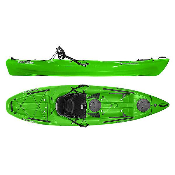 Wilderness Systems Tarpon 100 Sit On Top Kayak, Lime, 600