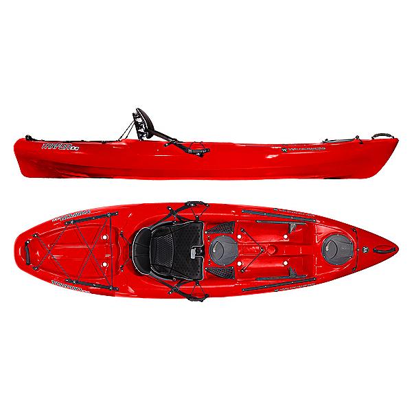 Wilderness Systems Tarpon 100 Sit On Top Kayak 2018, Red, 600