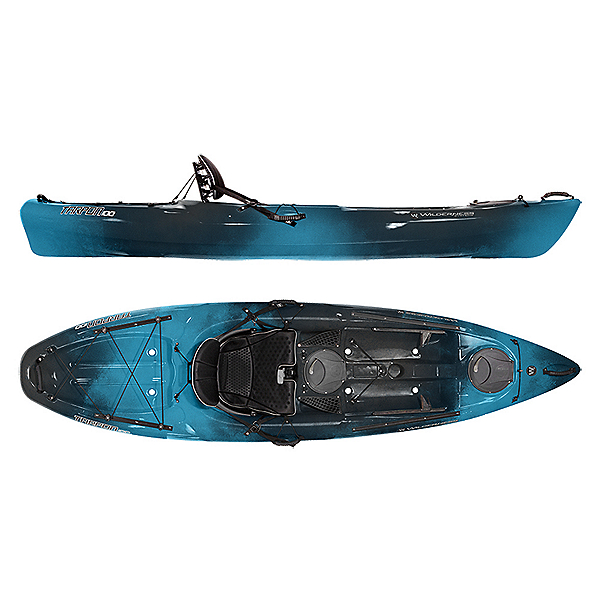 Wilderness Systems Tarpon 100 Sit On Top Kayak, Midnight, 600