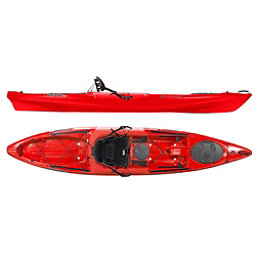 Wilderness Systems Tarpon 120 Sit On Top Kayak 2018, Red, 256