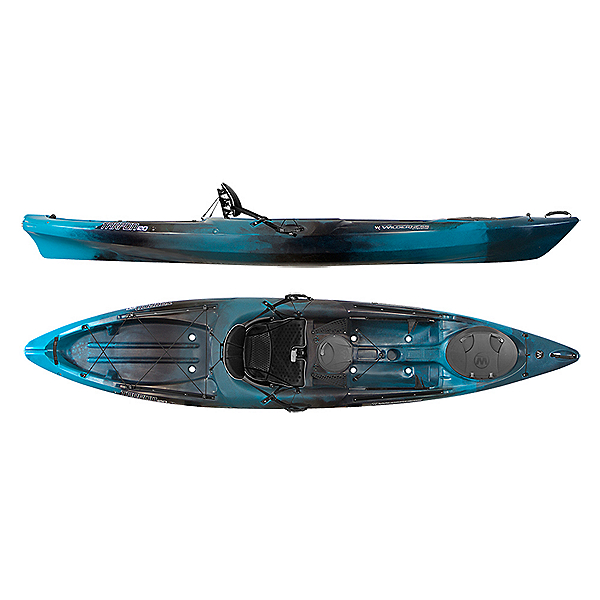 Wilderness Systems Tarpon 120 Sit On Top Kayak 2019, Midnight, 600