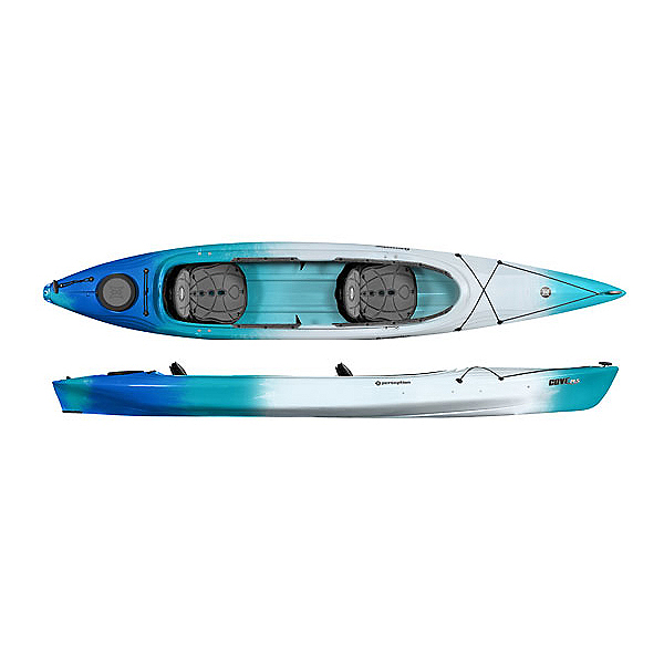 Perception Cove 14.5 Tandem Kayak 2019, Sea Spray, 600