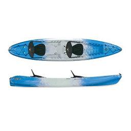 Perception Tribe 13.5 Sit On Top Kayak, Sea Spray, 256