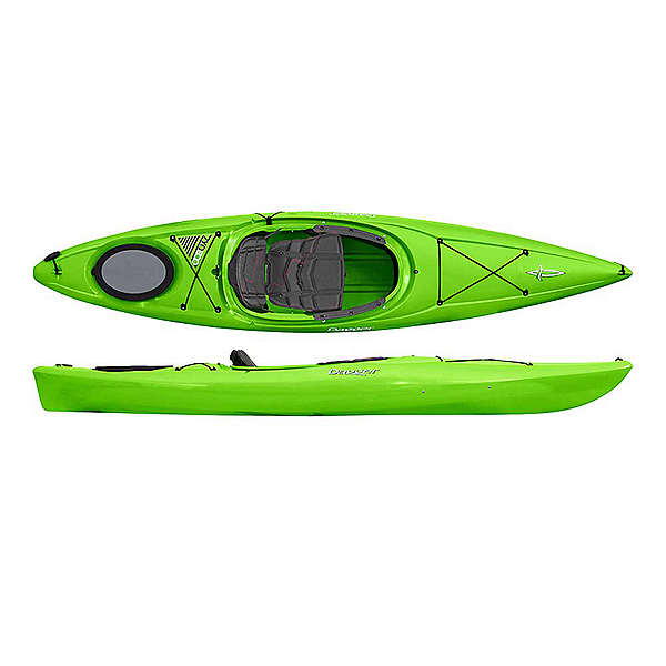 Dagger Zydeco 11.0 Kayak, Lime, 600