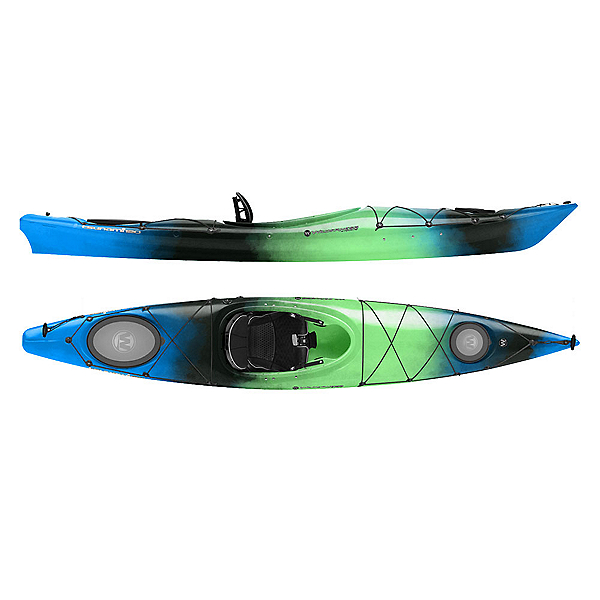Wilderness Systems Tsunami 120 Kayak, Galaxy, 600