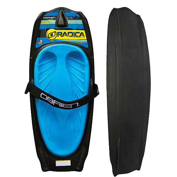 O'Brien Radica Kneeboard 2020, Black-Blue, 600
