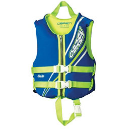 O'Brien Blue Toddler Life Vest 2018, , 256