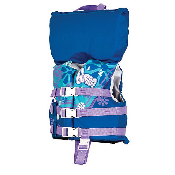 O'Brien Aqua Youth Nylon Junior Life Vest, , 600