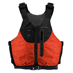 Astral Norge Adult Kayak Life Jacket 2018, Orange, 256