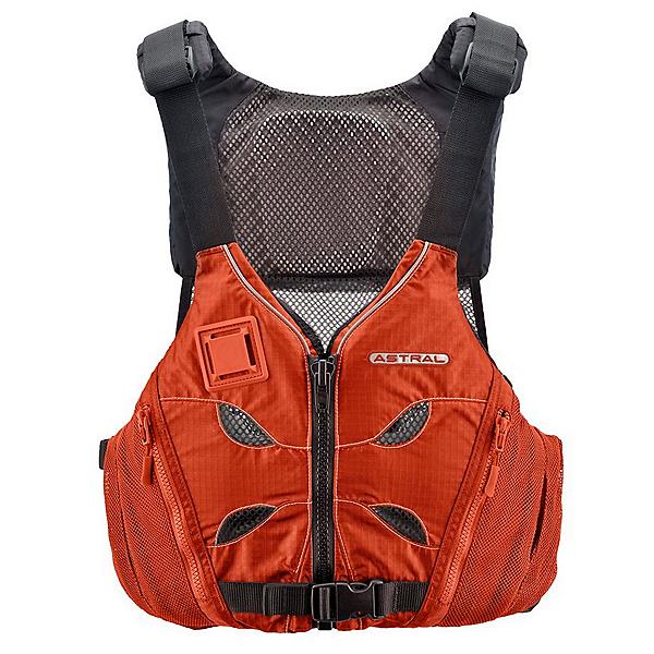 Astral V-Eight Adult Kayak Life Jacket 2019, Burnt Orange, 600