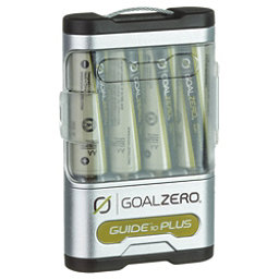 Goal Zero Guide 10 Plus Recharger, Gray, 256