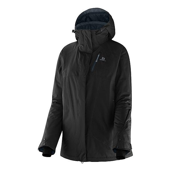 Salomon Zero Womens Insulated Ski Jacket, , 600