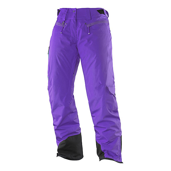 Salomon Zero Womens Ski Pants, , 600