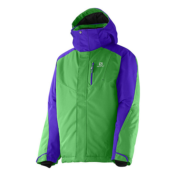Salomon Incline Boys Ski Jacket, , 600