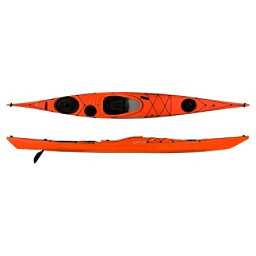Venture Kayaks Jura MV Kayak, Orange, 256