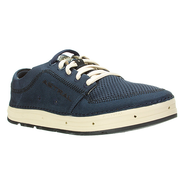 Astral Brewer Mens Watershoes, Navy-Tan, 600