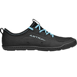 Astral Loyak Womens Watershoes, Black-Blue, 256