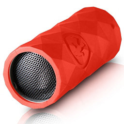 Outdoor Tech Buckshot Bluetooth Wireless Speaker, Red, 256