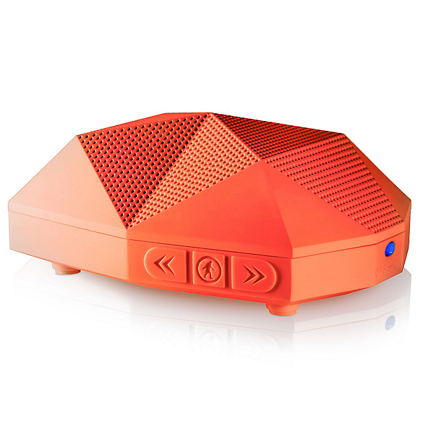 Outdoor Tech Turtle Shell 2.0 Wireless Bluetooth Speakers, Orange, 600